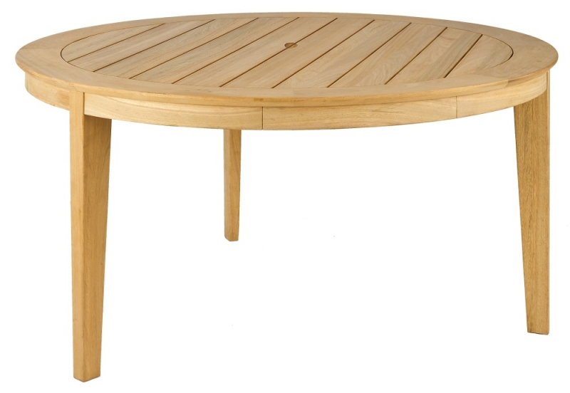 Alexander Rose Roble 160cm Round Dining Table