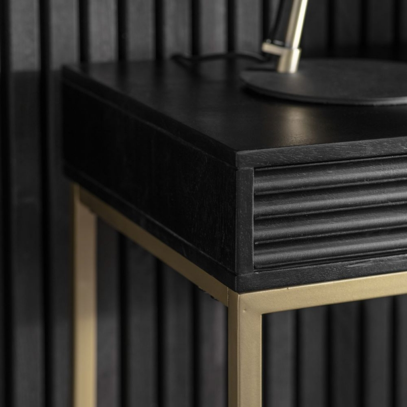 Gallery Ripple 2 Drawer Console Table