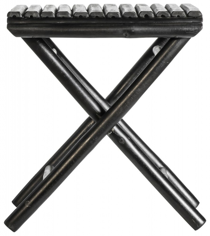 Gallery Kambu Black Side Table