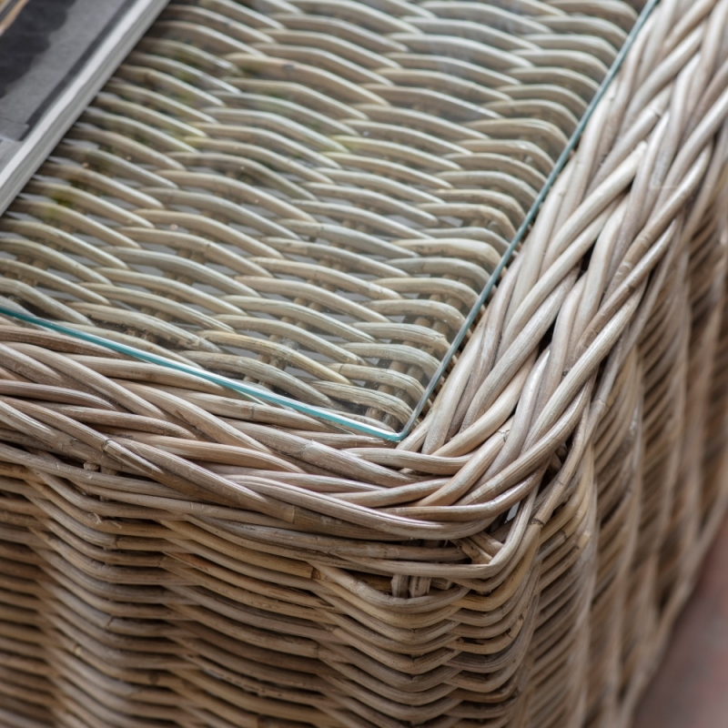 Gallery Cobberas Rattan Coffee Table