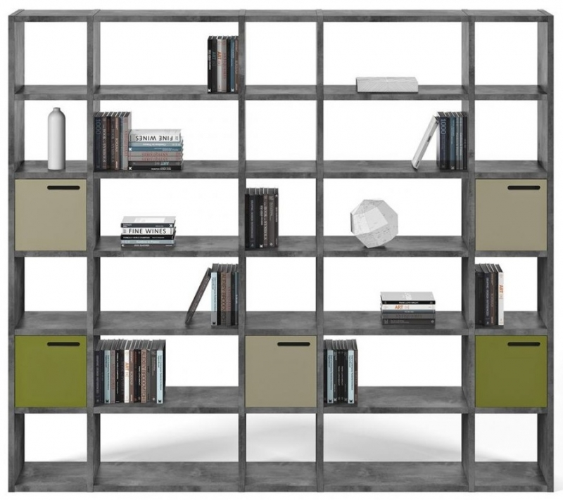 Temahome Pombal 2012-055 Bookcase