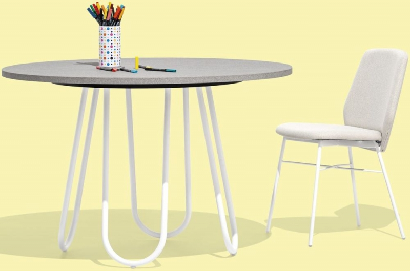 Connubia Stulle Round Dining Table - 120cm
