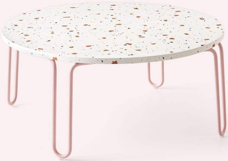 Connubia Stulle Round Large Coffee Table