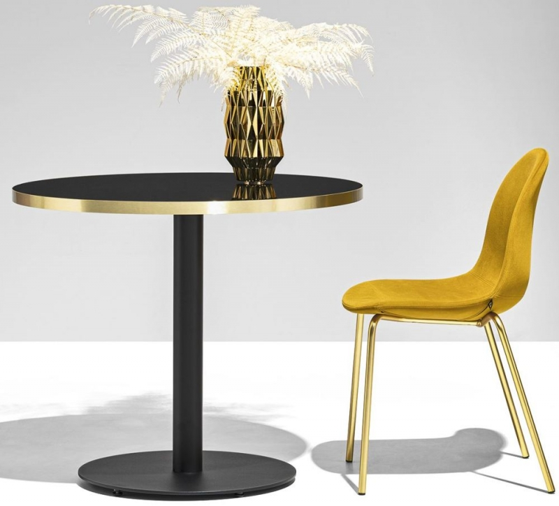 Connubia Cocktail Round Dining Table - 120cm