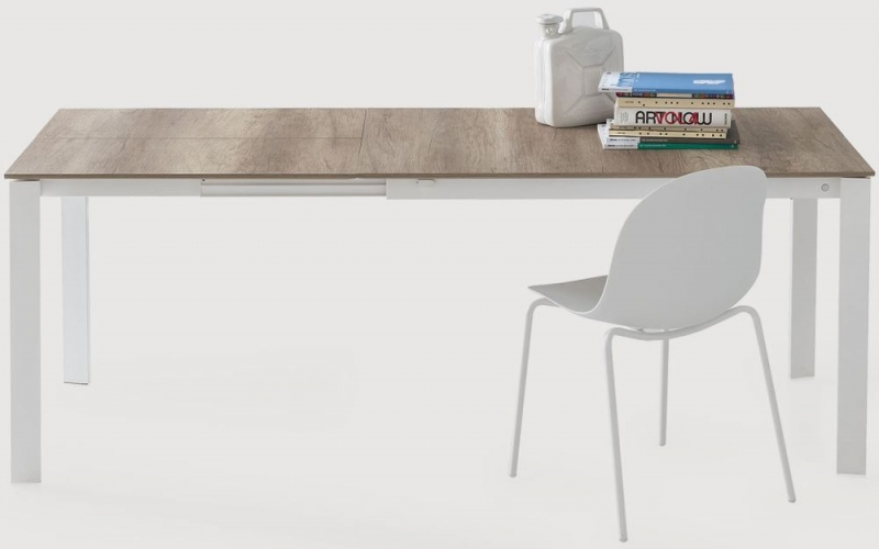 Connubia Excellence Rectangular Extending Dining Table - 120cm-200cm CB4784-R 120