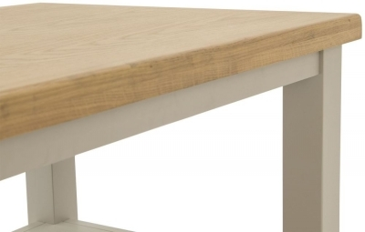 Clearance - Vida Living Ferndale Grey Painted Coffee Table - New - E-648