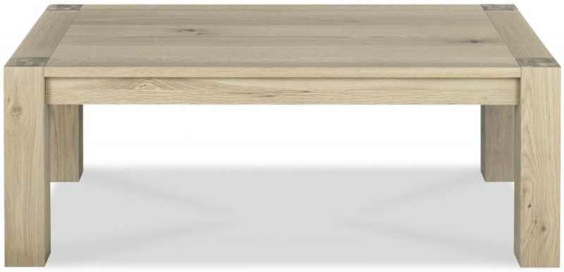 Bentley Designs Turin Aged Oak Coffee Table