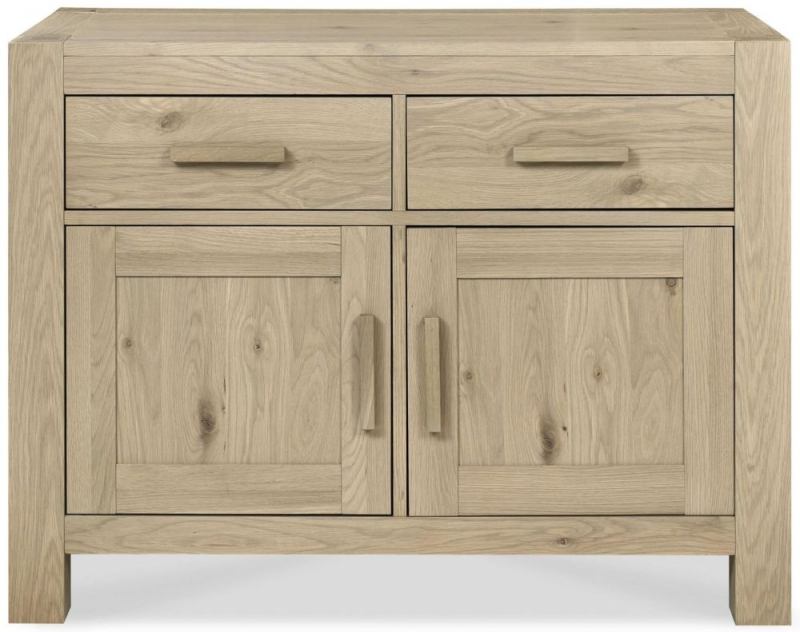 Bentley Designs Turin Aged Oak Sideboard - Narrow
