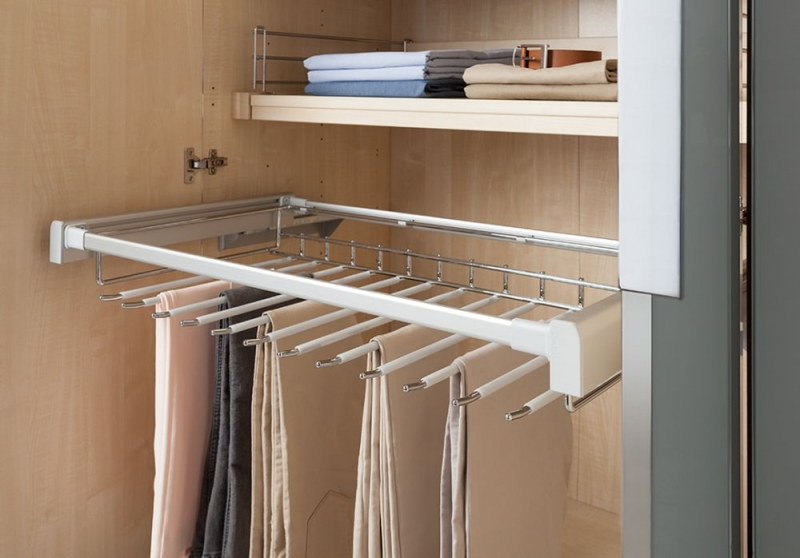 Nolte Concept Me 100 High Gloss Front Planning Wardrobe