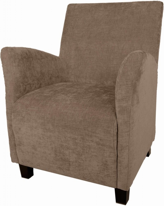 Dakota Occasional Tub Chair with Wenge Leg