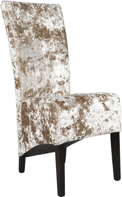 Knightsbridge Dining Chair with Beech Wenge Leg (Pair)