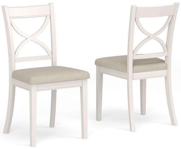 Corndell Annecy Painted Dining Chair (Pair)