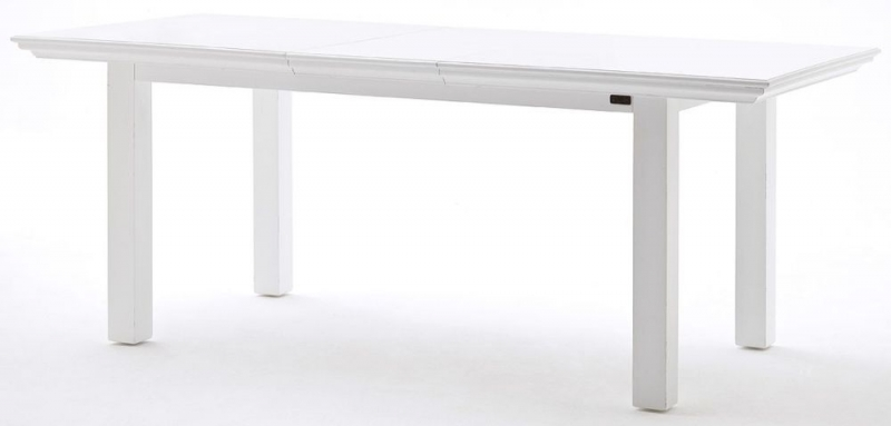 Nova Solo Halifax White Large Dining Table