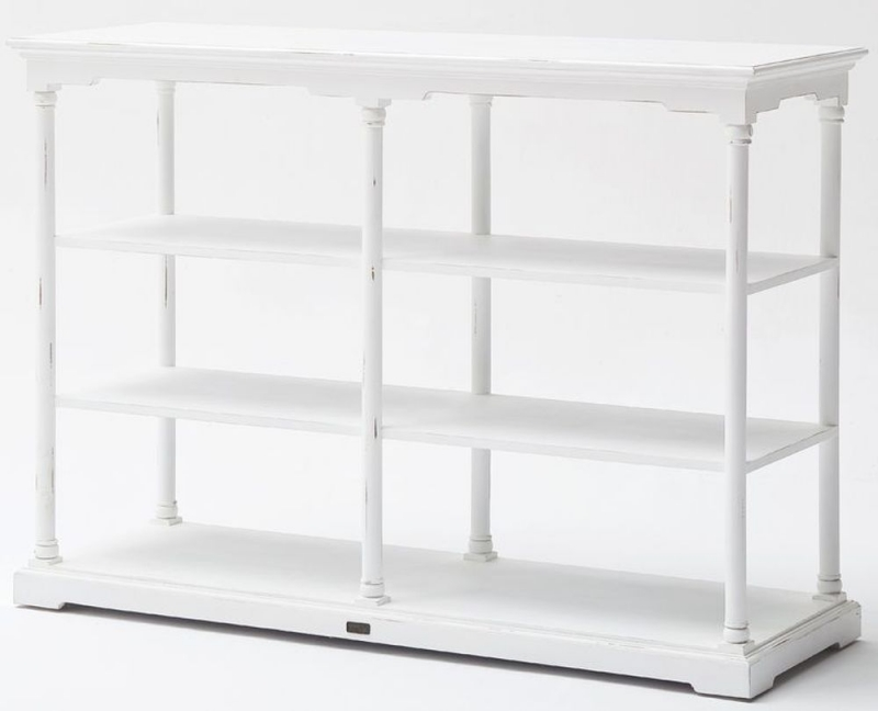 Nova Solo Bordeaux White 6 Large Crates Multi Purpose Unit