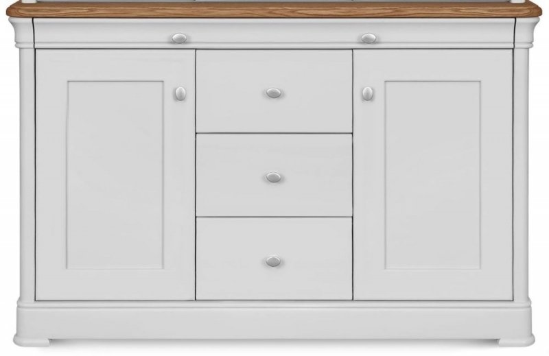 Clemence Richard Moreno Painted Large Dresser