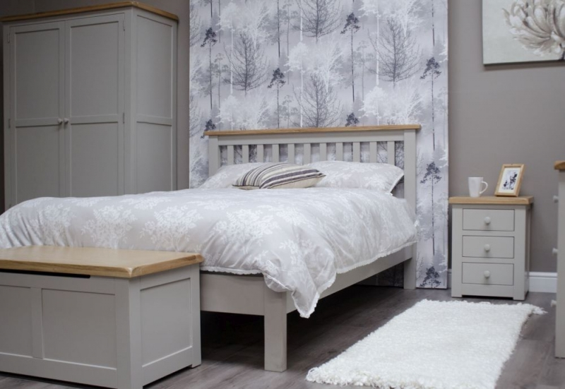 Homestyle GB Diamond Painted Bed