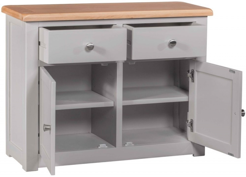 Homestyle GB Diamond Painted Small Sideboard