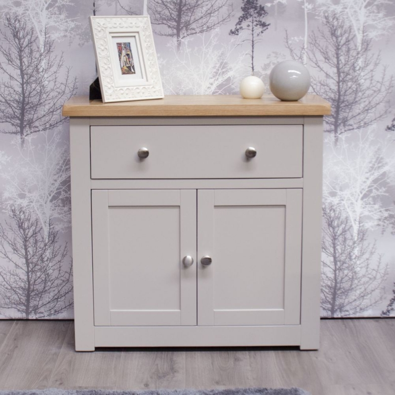Homestyle GB Diamond Painted Occasional Cupboard