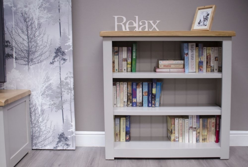 Homestyle GB Diamond Painted Small Bookcase