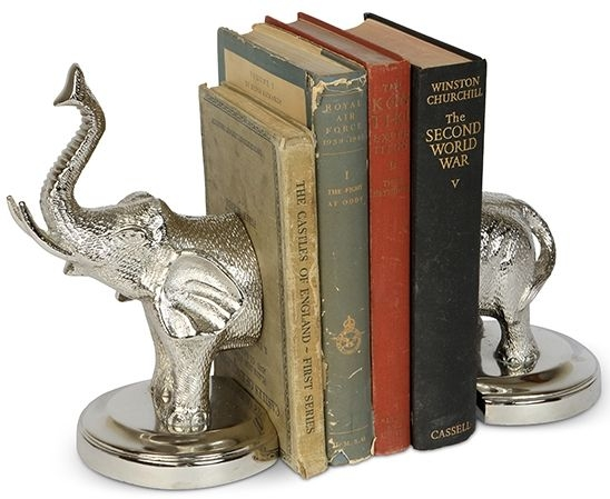 Culinary Concepts Elephant Bookend Set