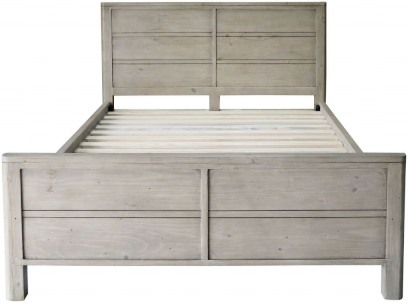 Tempest Reclaimed Pine Panel Bed