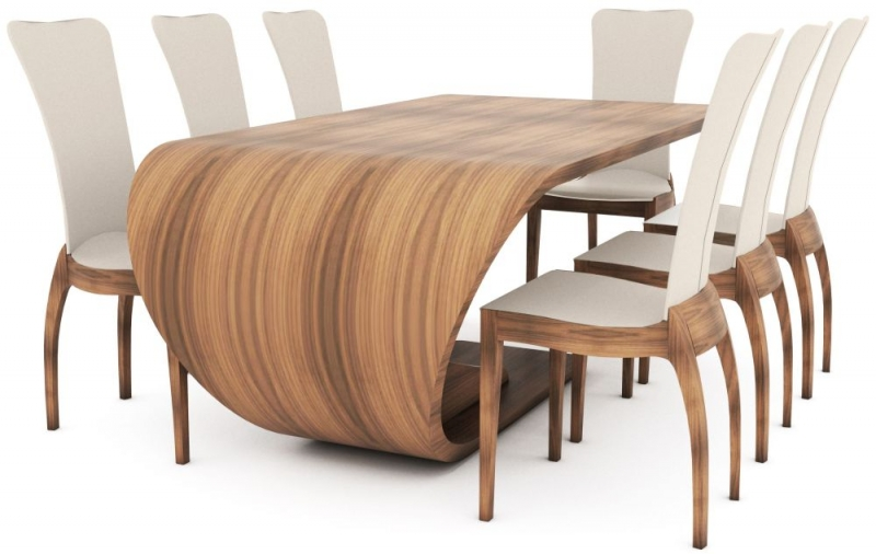 Dining Table. Tom Schneider Crest Dining Table B