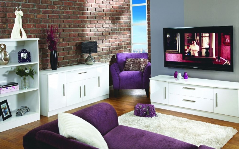 high gloss living room furniture buy welcome living room furniture high gloss white 22916