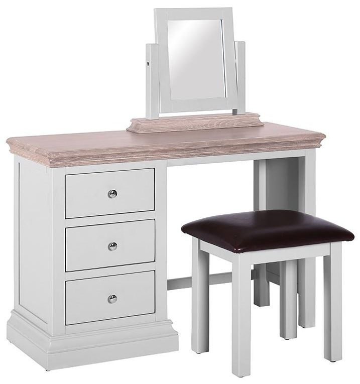 Rosa Painted Dressing Table Mirror