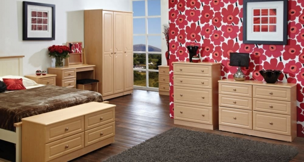 Pembroke White Wardrobe - 3ft Plain