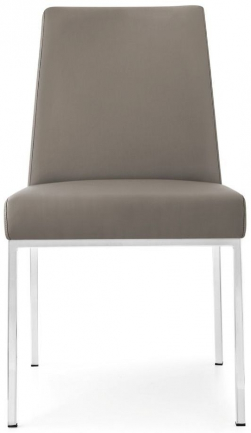 Connubia Amsterdam Upholstered Dining Chair (Pair) CB1286-SK