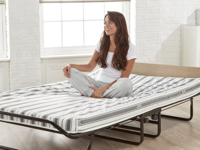 Jay-Be Supreme Airflow Fibre Small Double Folding Bed
