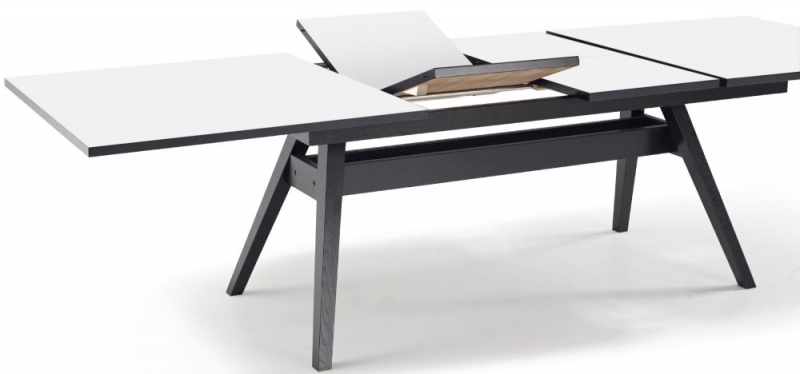 Skovby SM11 6 to 12 Seater Extending Dining Table
