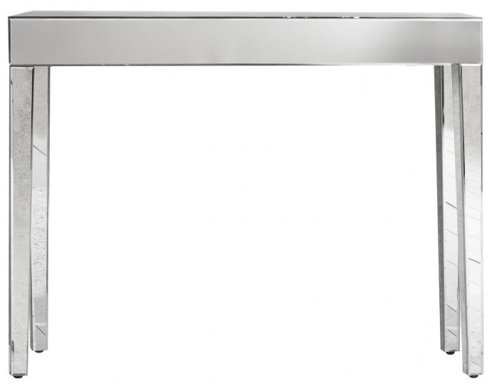 Gallery Sorrento Mirrored Console Table