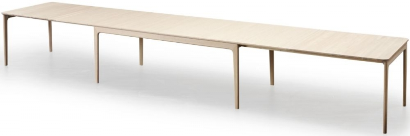 Enorm Buy Skovby SM27 Solid Wood Dining Table - 8 to 20 Seater Extending KJ-67