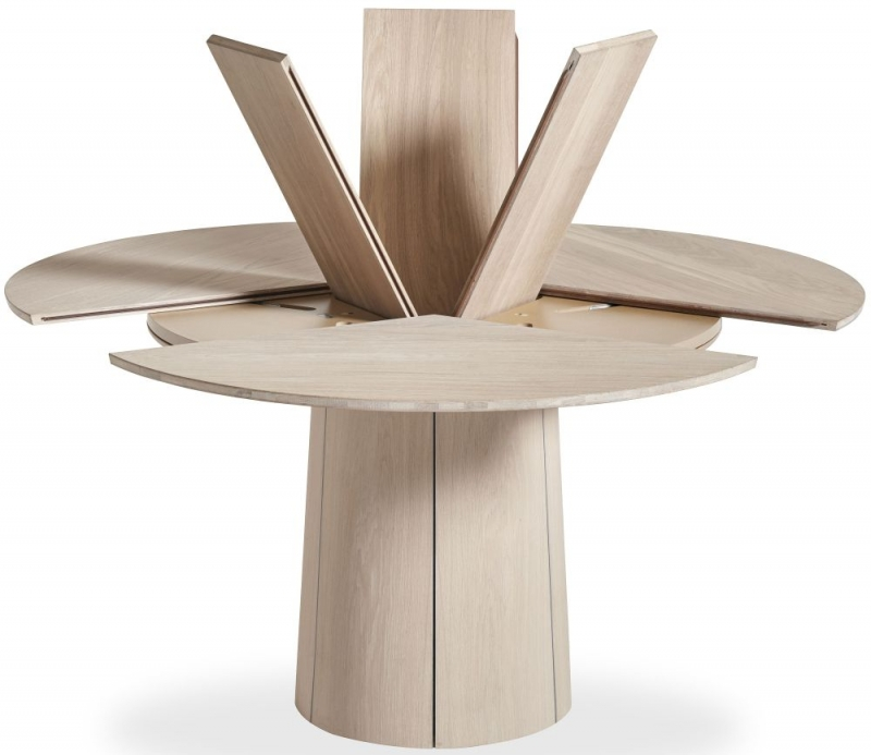 6 Seater Round Dining Table: Buy Skovby SM33 Round Dining Table