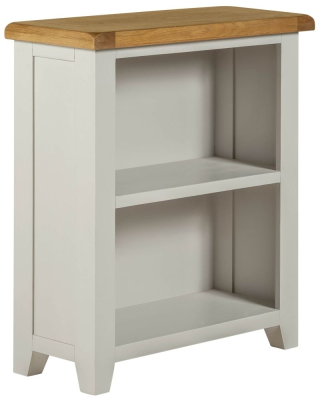 new styles 0eec5 b4c00 Lundy Grey Small Bookcase
