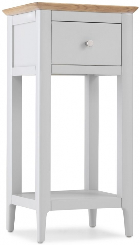 Almstead Painted 1 Drawer Console Table