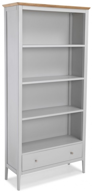 Almstead Painted Large Bookcase