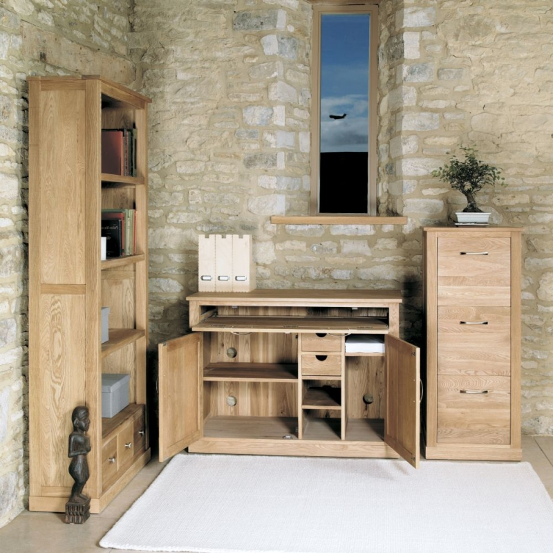 baumhaus hidden home office 2. baumhaus mobel oak hidden home office 2