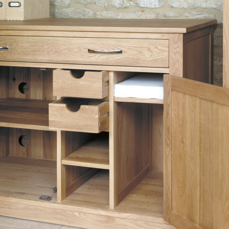 Baumhaus Mobel Oak Home Office