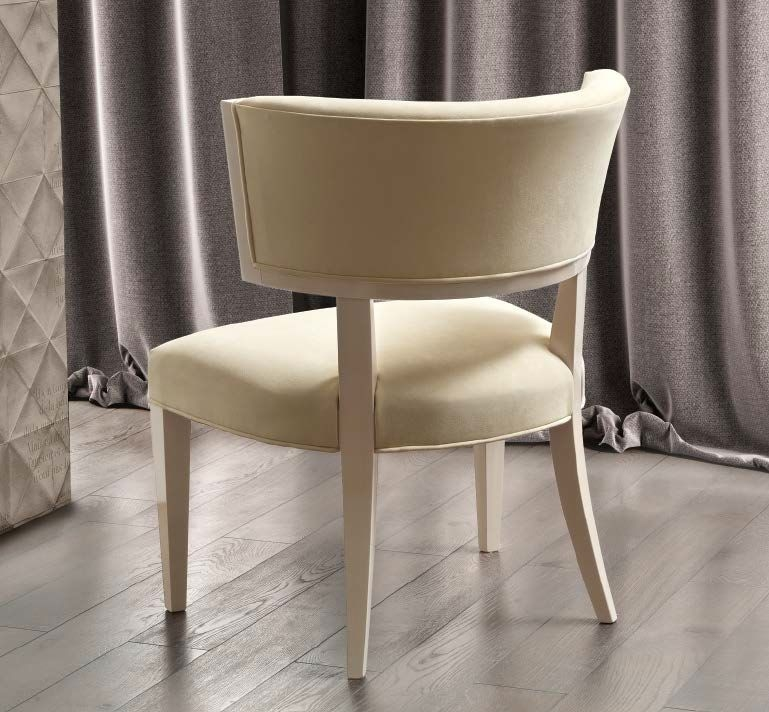 Camel Ambra Night Sand Birch Kleo Italian Armchair
