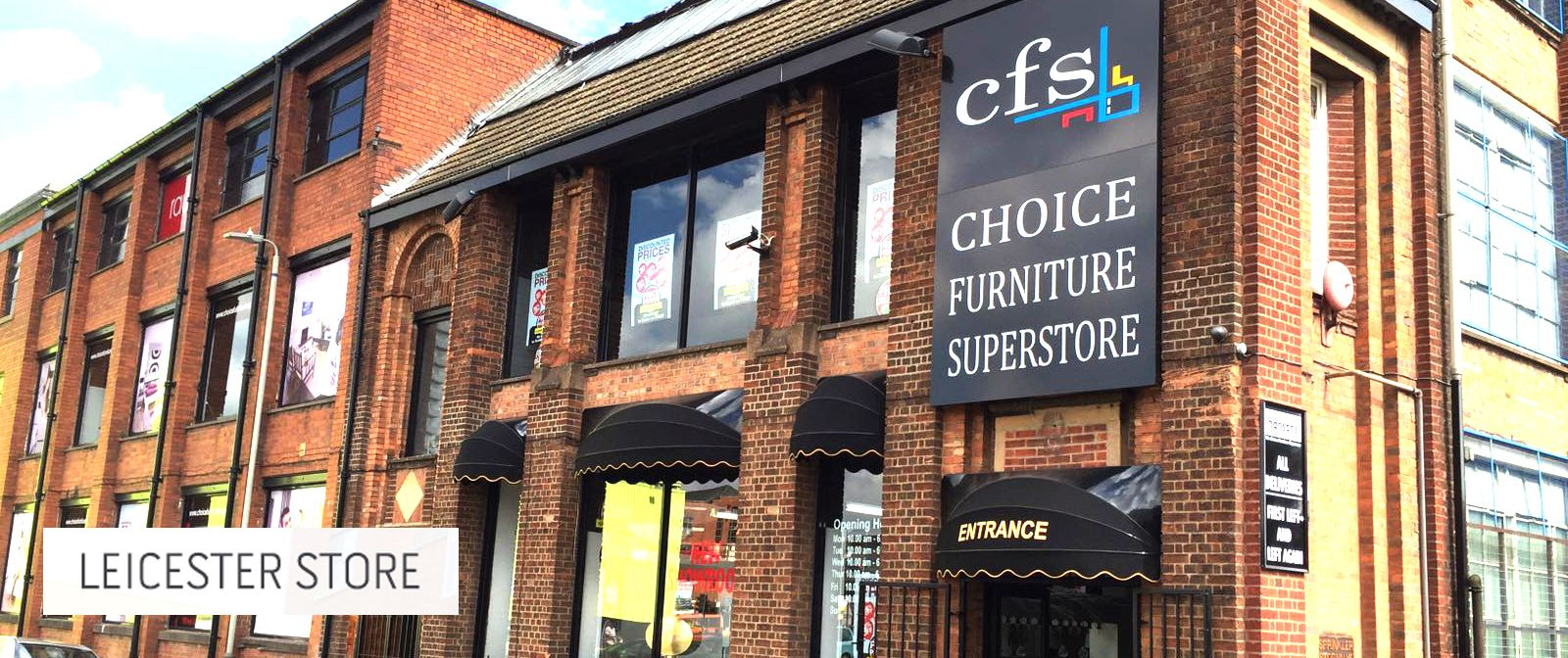 Choice Furniture Store Leicester Retailers Of Beds Dining Sets